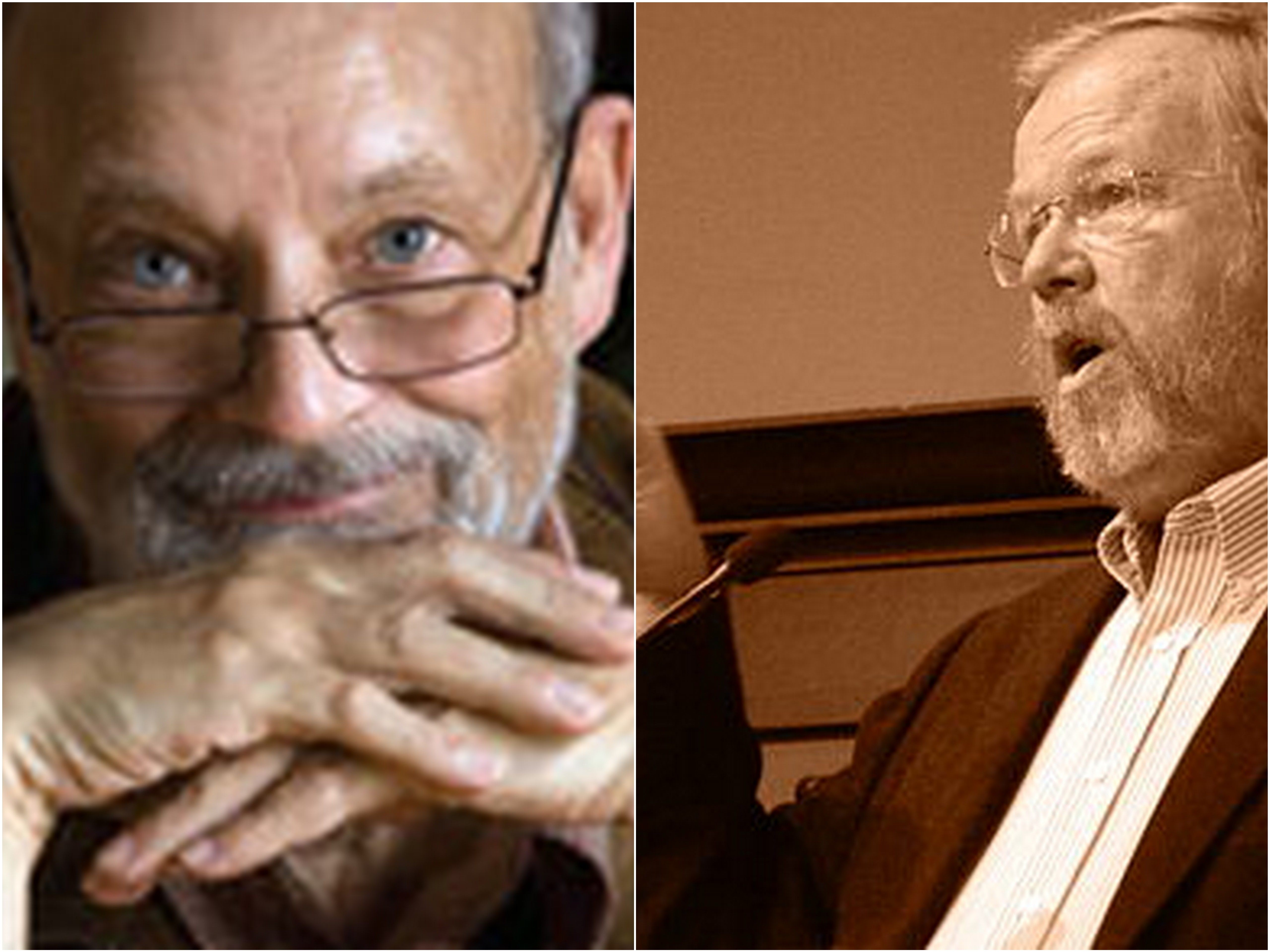 Alan Bradley and Bill Bryson